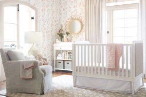 miroir mural chambre bébé